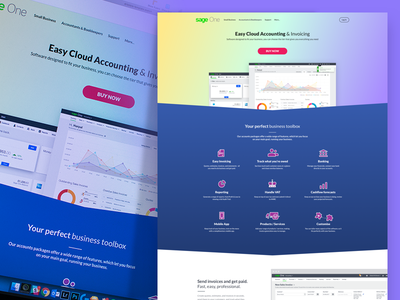 """Product Page """"Arcturus"""" illustrations icons app product landing ui gradients product comparison visual design clean product page landing page"""