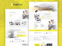 FuelCon — Car Repair Elementor Template