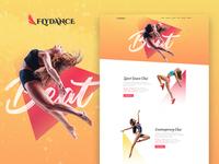 Danzarro – Dance Classes Elementor Template
