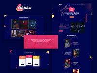 Arnau – Business Events Elementor Template