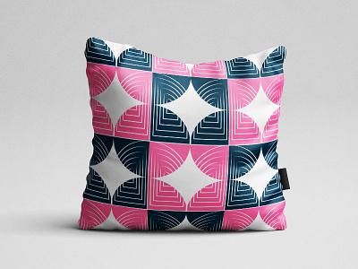 Roman Pattern Pillow pattern patterns vector cushion pattern art pattern design idea design logo designer