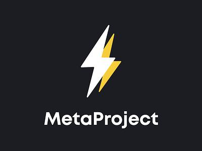 Flash logo icon typography branding vector logo design web minimal flash