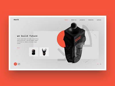 New promo shot promo branding light new shot webdesign web design minimal