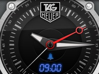 Tag Heuer Android Smartphone Widget