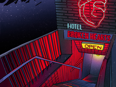 Hotel Broken hearts