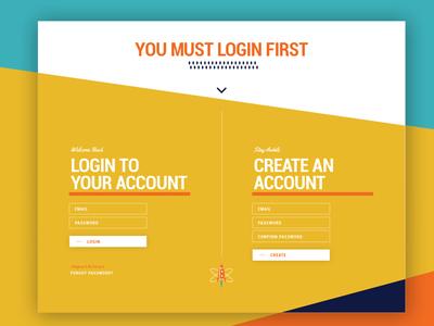 Login or Register