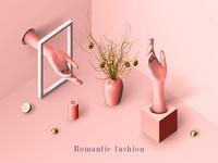 Romantic Fashion #01 👠