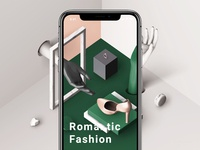 Romantic Fashion #03 🎨 📱