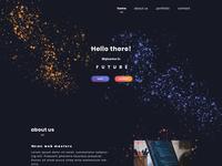 Web design - Future