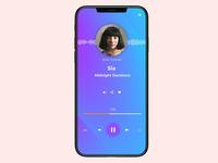 Music Player - UI UX