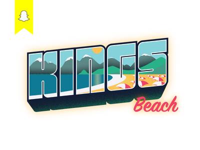 Kings Beach Logo