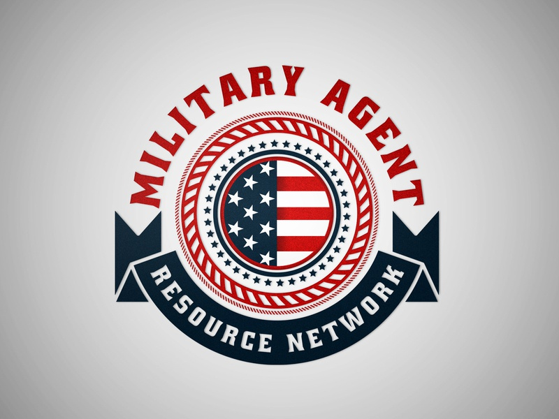 US Military Agent Networking GROUP LOGO military group logo networking logo agent logo us logo military military logo badge logo vintage logo logodesign logo design design branding logo