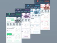 Gambling App Concept