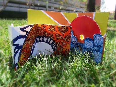 Sun Eskimo: CD design
