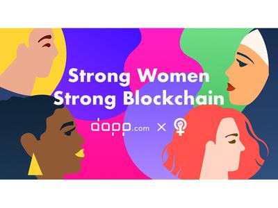 International Women's Day by Dapp.com