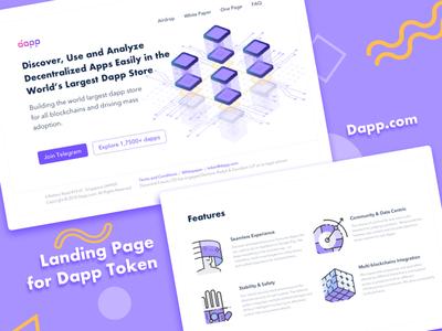 Landing Page for DAPPT