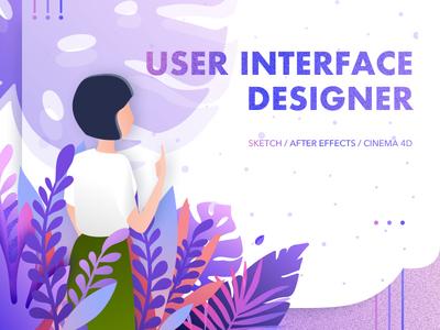 User Interface Designer