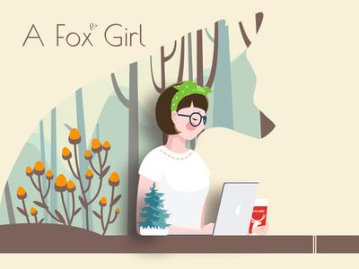 A Fox Girl