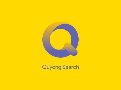 Quyong Search Logo Design logo design