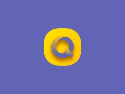 Quyong Search Logo Design