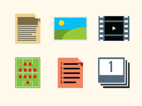 Template Icons