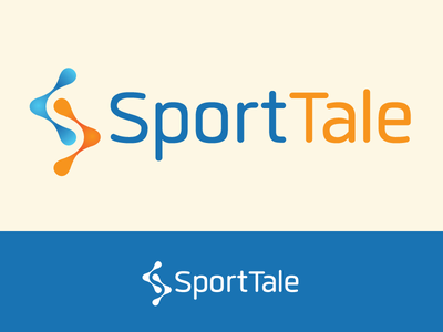 Sporttale Logo big data bigdata sport logo