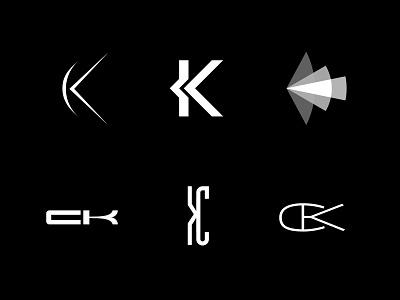 Constantine Khanis logomark variations typogaphy logo design logo mark logomarks logotype logomark logos type icon branding vector logo typography lettering