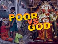 Poor Vs God Poster