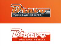 Bravo Logo Design