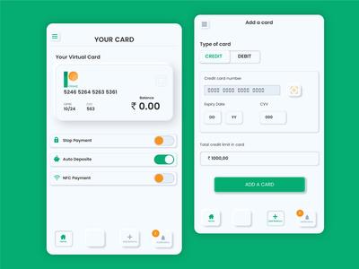 Skeumorph App Design