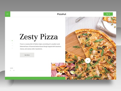 Zesty Pizza