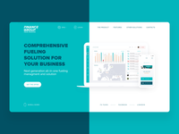 Finance Group website