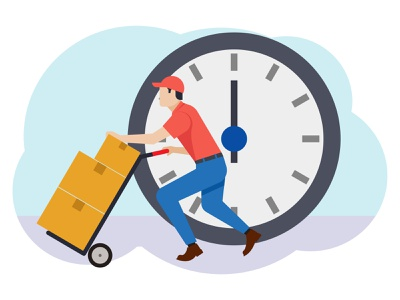 Express delivery service courier service shipping service shipping delivery service deliver order food-delivery boy male man person people delivery guy deliveryman delivery person postman delivery boy ontime delivery clock fast delivery service express delivery service