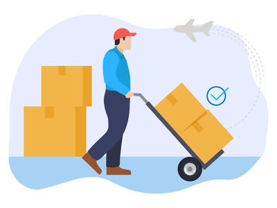 International shipping service 👇 delivery courier courier service shipping service shipping delivery service deliver order food-delivery boy male man person people delivery guy deliveryman delivery person postman delivery boy international delivery international shipping