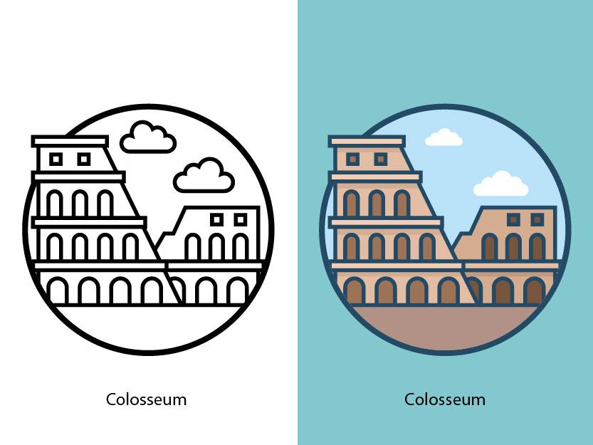 9 colosseum
