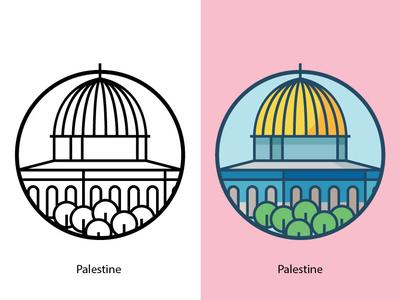 Palestinem