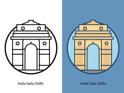 Delhi Gate, India