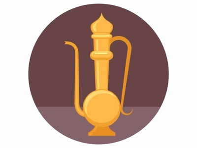 Islamic kettle