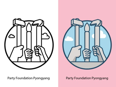Party Foundation Pyongyang