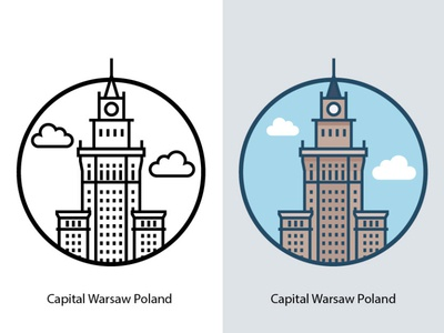 Capital Warsaw Poland