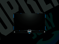 Stream Overlay For A Recent Client