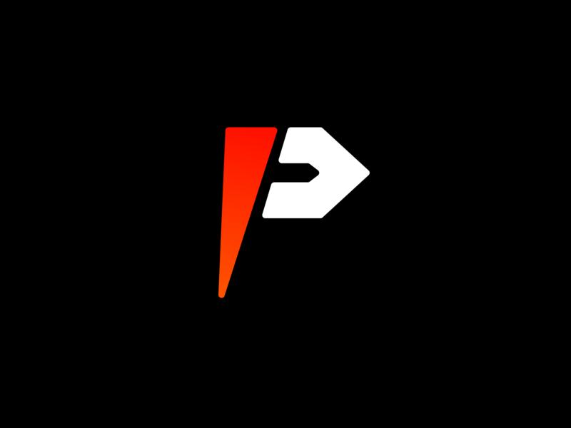 Proz 2019 Branding esports design icon monogram streamer flat esports adobe ilustrator twitch typography esportslogo clean vector logo branding design