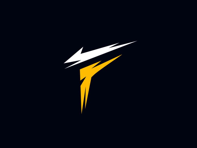Flare Branding unique esports design icon e sports monogram flat esports adobe ilustrator typography esportslogo clean vector logo branding design