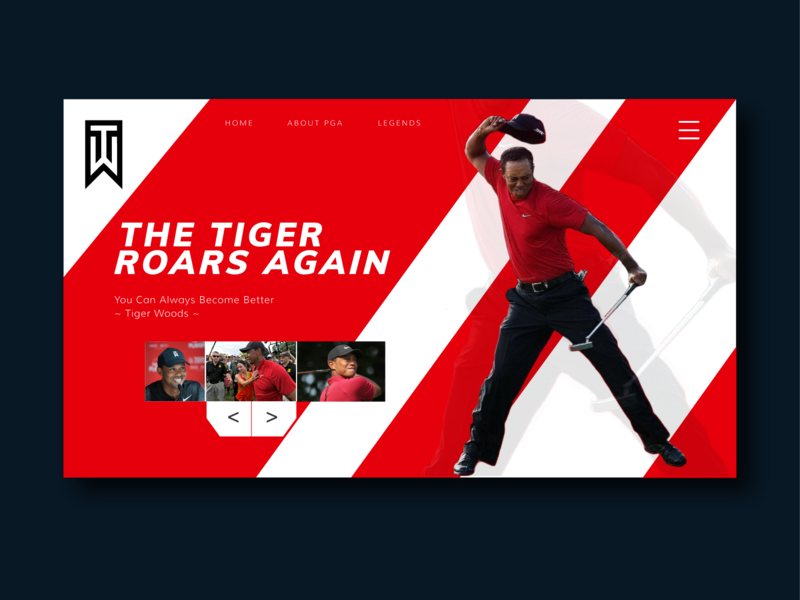 Tiger Roars 01 by Stanley Njuku on Dribbble