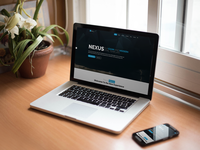 Nexus - Website Template