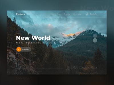 Explore a new world