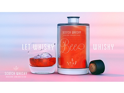 Bee whisky