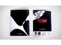 TEDx event 2013 brochure