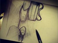 20 min subway sketch