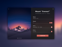"""daily UI 054 """"Confirmation"""""""